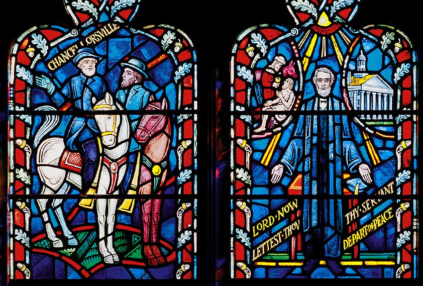 Washington National Cathedral Windows